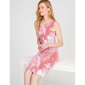 J McLaughlin Sophia Catalina Cloth Paisley Dress